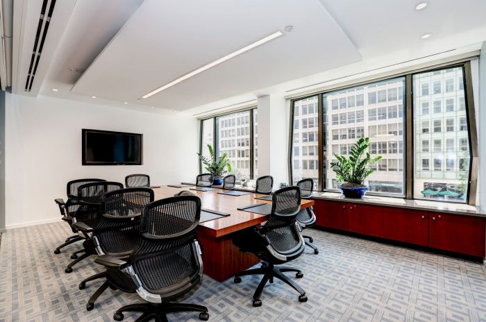 Large DC meeting room at Carr Workplaces Penn Avenue