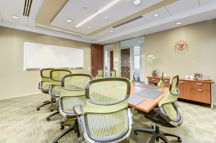 Tysons Boulevard conference room in McLean